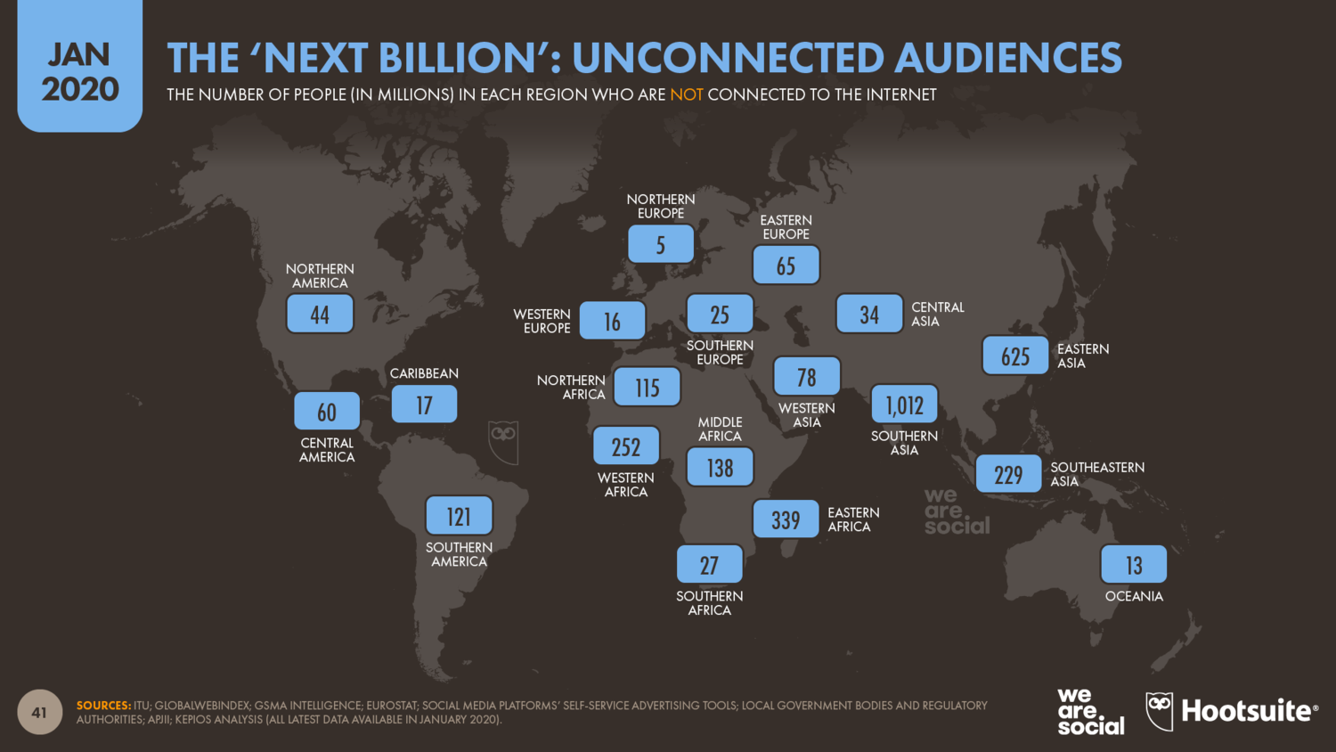 Map+of+the+World's+Digitally+Unconnected+Populations+January+2020+DataReportal